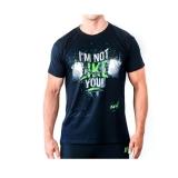 T-Shirt Fighter Shirt Black