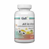 Zec+ - Health+ All In One Multivitamin-Complex (60)