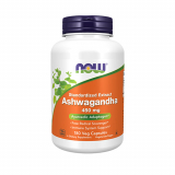 Now Foods - Ashwagandha 450mg (180 vcaps)