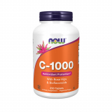 Now Foods - C-1000 with Rose Hips & Bioflavonoids (250 Tabs)