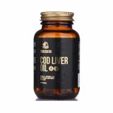 Cod Liver Oil + A + D (60 Caps)