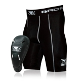 Defender 2.0 Compression Short & Cup