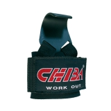 40958 Lifting Straps Powerhook (Black)