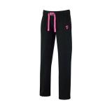 Musclepharm Sportswear Womens Sweat Pant Black-Hot Pink (MPLPNT453) (damaged)