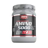 Best Body Nutrition BBN Hardcore Amino 5000 (325) (25% OFF - short exp. date)